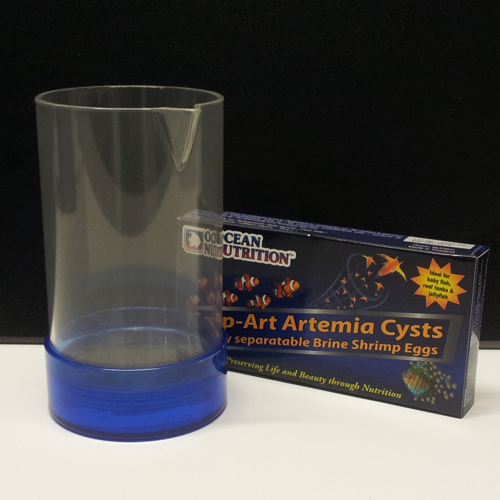 Polarised Sep-Art Cyst Starter Kit
